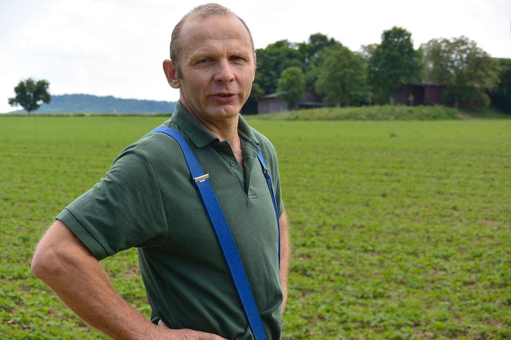 Landwirtschaft ohne Gentechnik (2): Selbst ist der Bauer