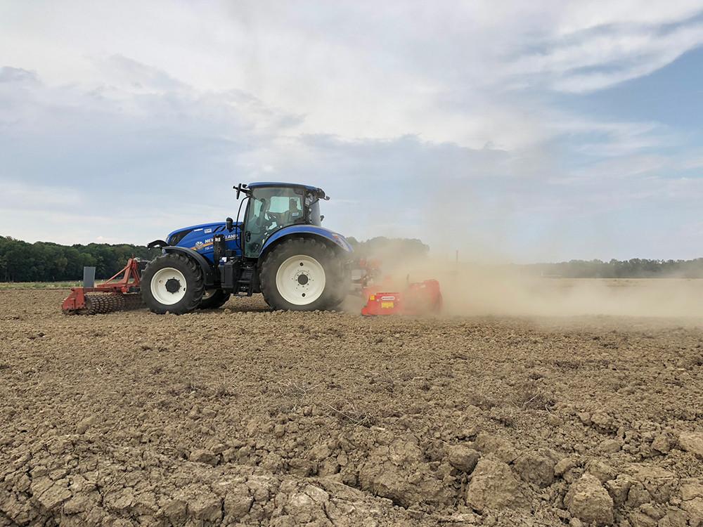Ein Bauernjahr (8):  Ernüchternde Erntebilanz