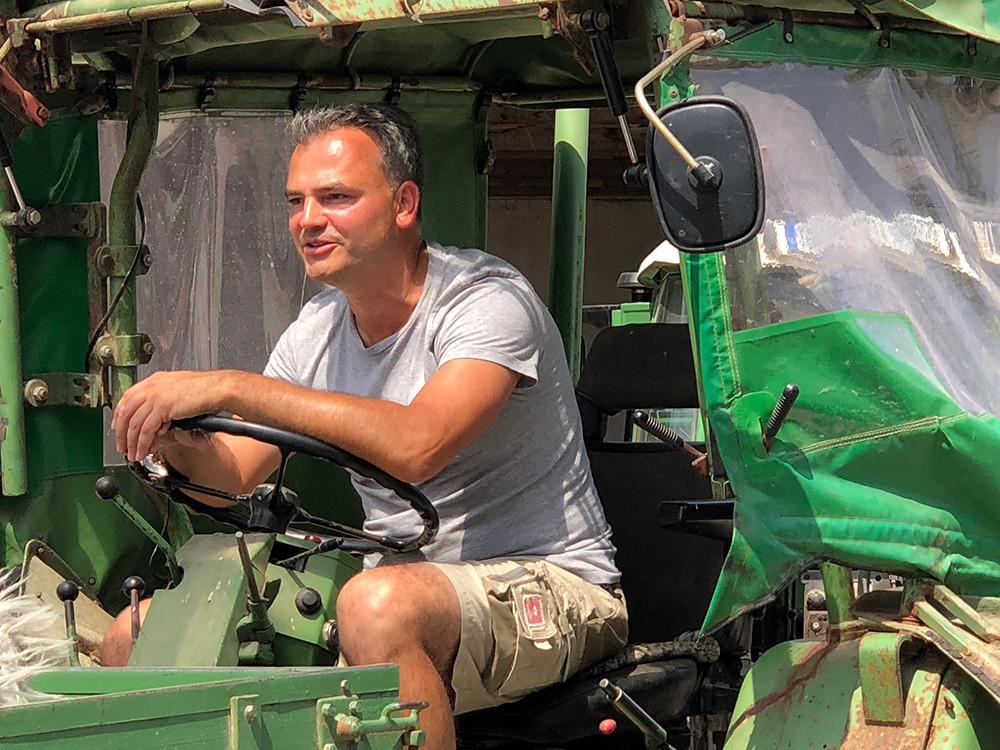 Bernd Henn - Landwirt und Entwicklungshelfer