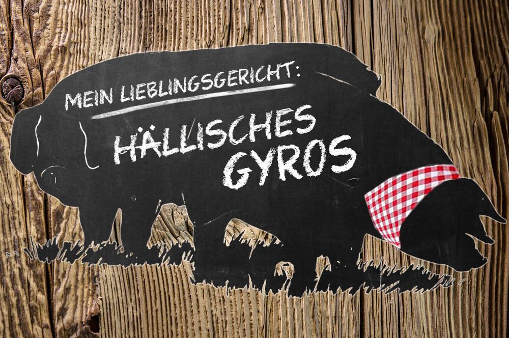 Serie (8): Hällisches Gyros