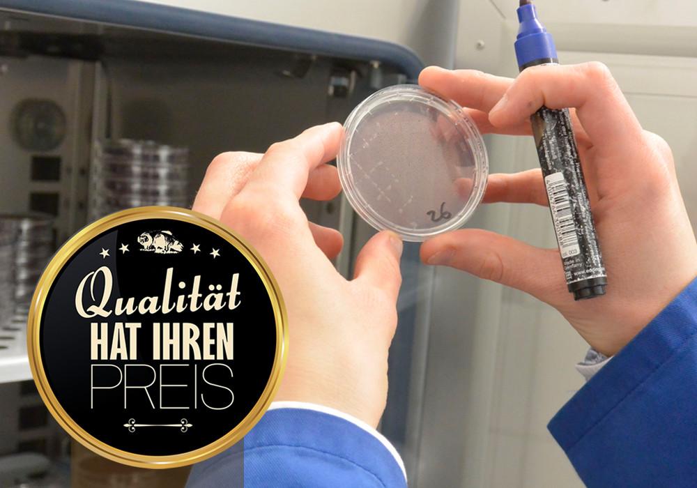 Serie (21): Die Qualitätskontrolle