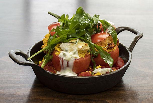 Unsere Heimatküche (4): Hohenloher Tomaten mit Curry von Ecoland